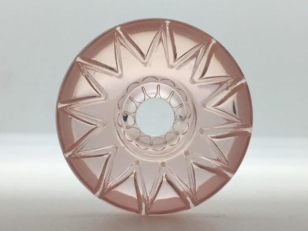 Star ring růžový