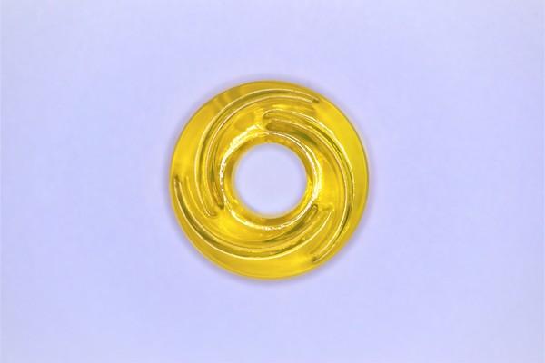 Donut malý žlutý