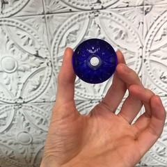 Star ring tmavě modrý