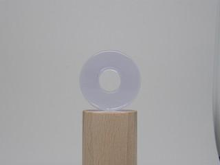 Donut střední lila foto