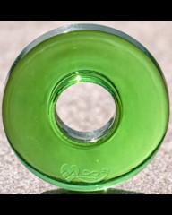 Donut střední zelený