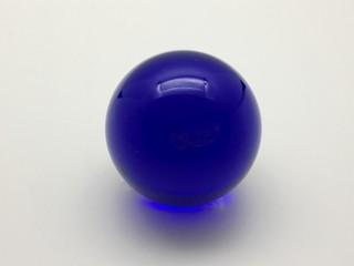 Koule malá tmavě modrá