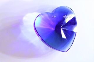 Srdce Lapis modré