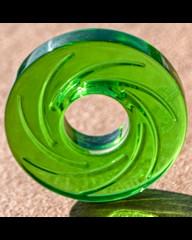 Donut malý zelený