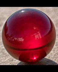 Koule velká červená