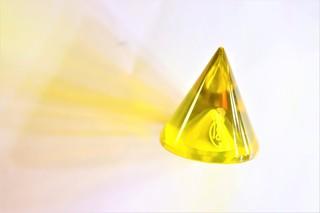 Kužel žlutý