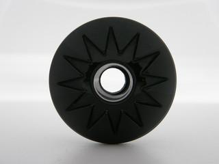 Star ring černý